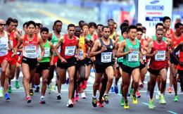 中國一年53場馬拉松夠么?不及美國零頭