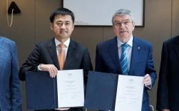簽約四年!國際奧委會宣布安踏成為其官方體育服裝供應商