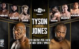 泰森宣布復出!54歲傳奇將迎戰大滿貫拳王