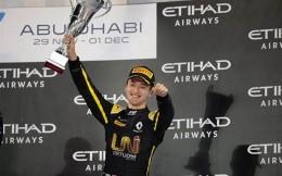 搭檔阿隆索!周冠宇將參加F1阿布扎比季后測試