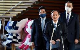 日本首相菅義偉再次承諾 東京奧運會將如期舉行