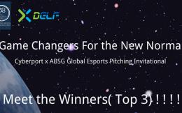 瑞騰國際 X 香港數碼港全球電子競技創新企業路演競賽 TOP 3揭曉