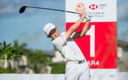 匯豐青少年續約中高協五年 持續深耕中國青少年高爾夫事業