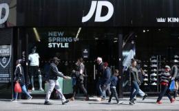 JD Sports斥資3.25億美元收購Shoe Palace