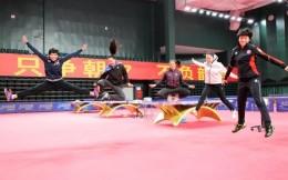 中國乒超聯賽21日打響  外協會球員首次組隊參賽
