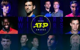 費德勒連續18年獲ATP最受歡迎球員獎