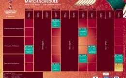 國際足聯公布卡塔爾世俱杯賽程,決賽將于除夕夜進行