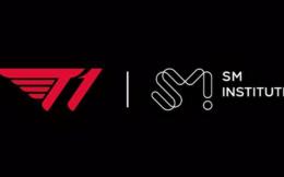 電競戰隊T1與韓國SM娛樂旗下機構達成合作