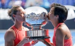 2021澳網女雙參賽名單出爐 張帥再次搭檔斯托瑟