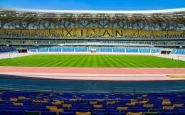 西安奧體中心獲國際田聯一級場地認證
