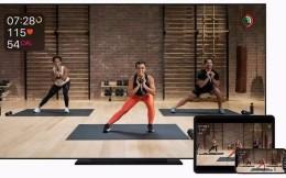 Apple Fitness+課程已達近300節 可在多蘋果設備播放