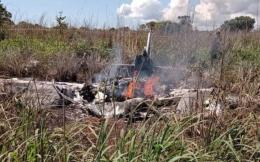 哀悼!巴西一低級別俱樂部五人遭墜機事故全部遇難