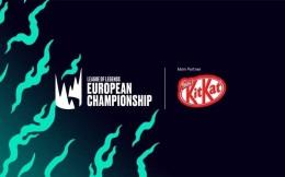 雀巢奇巧與英雄聯盟歐洲冠軍聯賽LEC續約