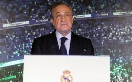 皇馬官方:俱樂部主席佛羅倫蒂諾確診新冠肺炎