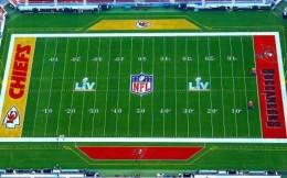 疫情下NFL贊助收入增至16.2億美元,第55屆超級碗蓄勢待發